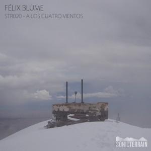 Félix Blume-A los cuatro vientos cover