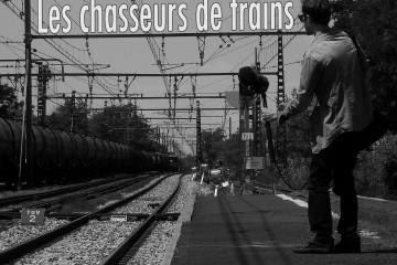 Les chasseurs de trainslogo